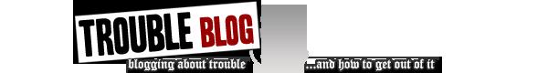troubleblog logo